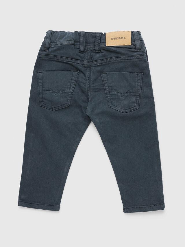 Diesel - KROOLEY-JOGGJEANS-B-N, Navy Blue - Jeans - Image 2