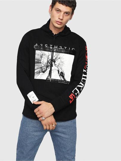 Diesel - T-FONTY-YB,  - T-Shirts - Image 1