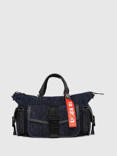 Diesel - MISS-MATCH SATCHEL M,  - Satchels and Handbags - Image 1