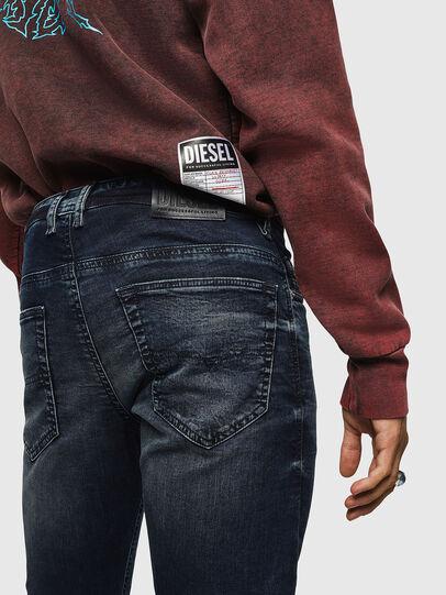 Diesel - Thommer JoggJeans 069GD, Dark Blue - Jeans - Image 5