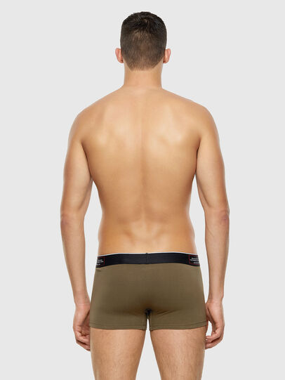 Diesel - UMBX-DAMIEN-TECH, Military Green - Trunks - Image 2