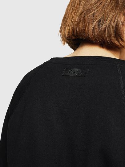 Diesel - F-HENNY-D, Black - Sweaters - Image 3