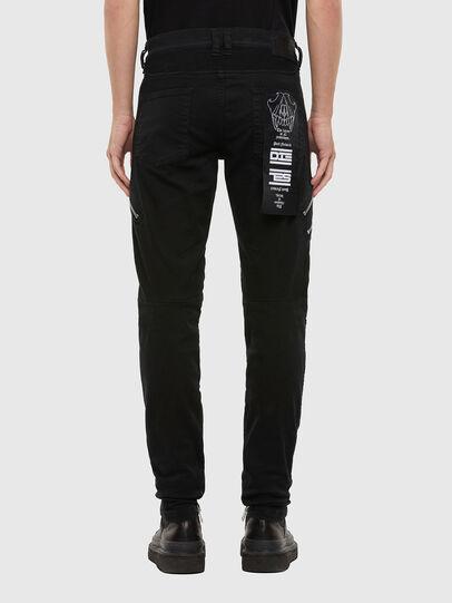 Diesel - D-Dean 069QV, Black/Dark grey - Jeans - Image 2