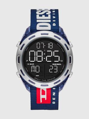 DZ1915, Blue - Timeframes