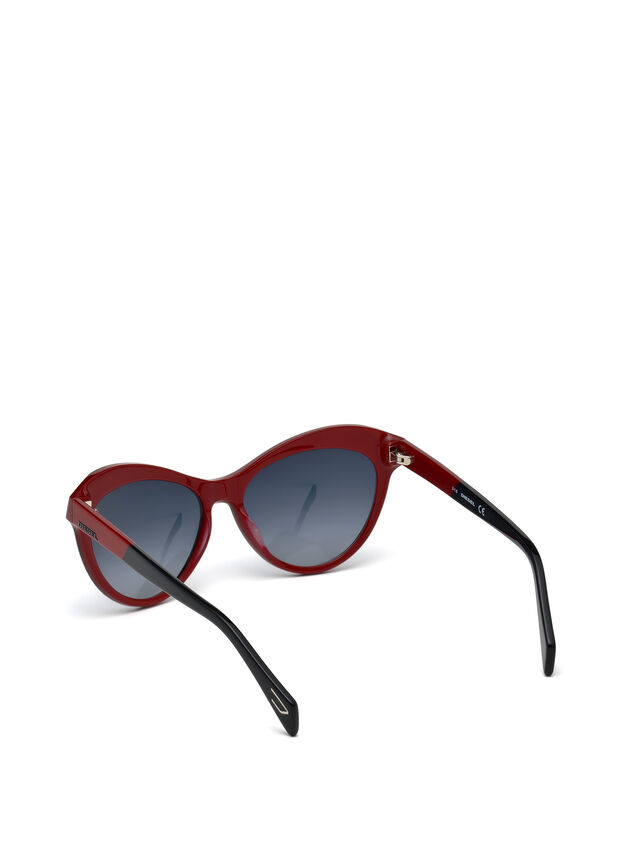 Diesel - DL0225, Black - Sunglasses - Image 2