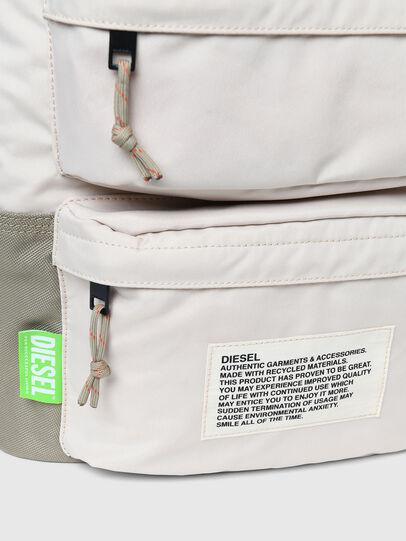 Diesel - RODYO FP, White/Orange - Backpacks - Image 5