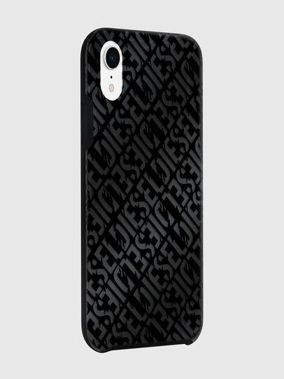 Diesel - DIESEL PRINTED CO-MOLD CASE FOR IPHONE XR, Black - Cases - Image 6