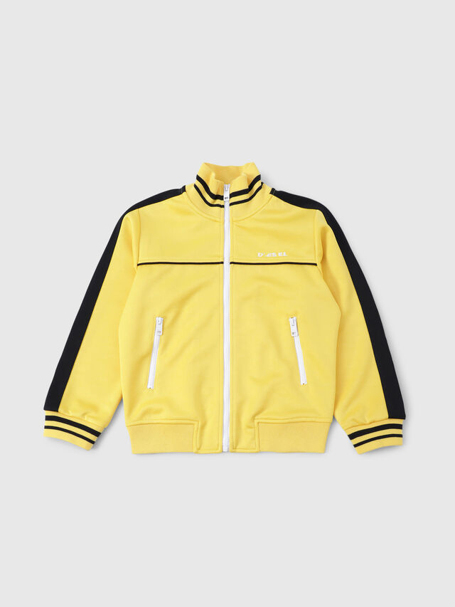 Diesel - SROOTS, Yellow - Sweaters - Image 1