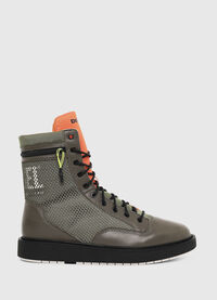 H-CAGE DBZ, Olive Green