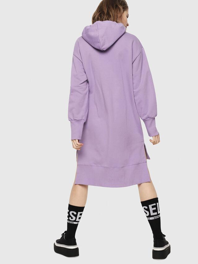 Diesel - D-ILSE-C, Lilac - Dresses - Image 2