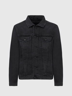 NHILL-SP4, Black - Denim Jackets