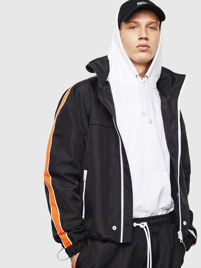 Diesel - J-BROCK, Black - Jackets - Image 7