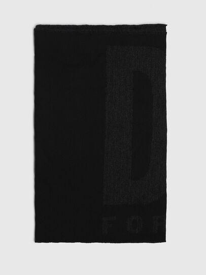 Diesel - SDIELY, Black - Scarf - Image 2