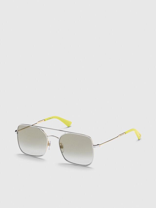 Diesel - DL0302, Silver - Sunglasses - Image 2