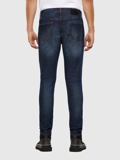 Diesel - D-Strukt 009GQ, Dark Blue - Jeans - Image 2