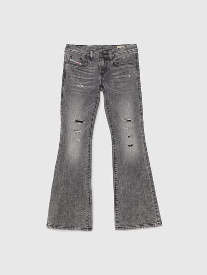 Diesel - LOWLEEH-J-N, Black/Dark grey - Jeans - Image 1