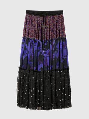 O-ILARY, Blue/Black - Skirts