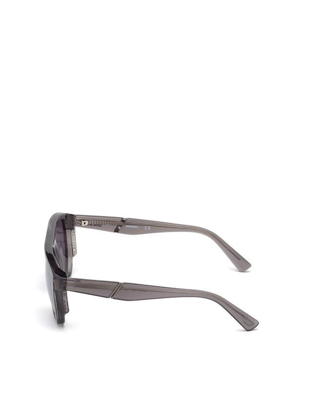 Diesel - DL0255, Grey - Eyewear - Image 3