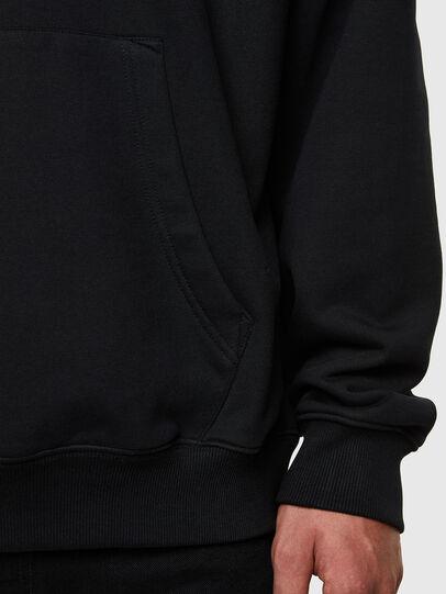 Diesel - S-UMMEREL, Black - Sweaters - Image 4
