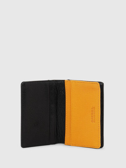 Diesel - DUKEZ, Black/Orange - Small Wallets - Image 3