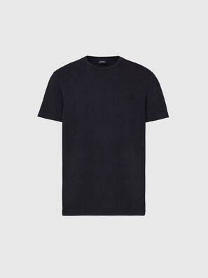 T-DIEGOS-K31, Black - T-Shirts