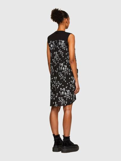 Diesel - D-EVEN, Black - Dresses - Image 7
