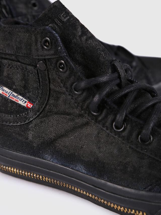 KIDS SN MID 30 EXPOSURE Z, Black/Blue - Footwear - Image 4