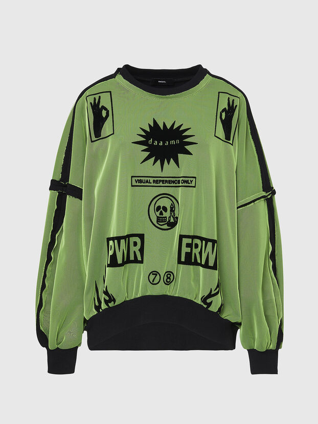F-TRULY, Green - Sweaters