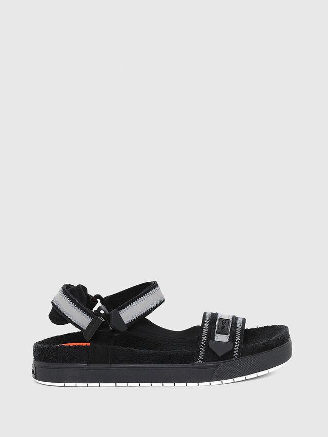 Diesel - SA-GRAND LC, Black/Grey - Sandals - Image 1