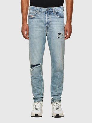 D-Vider 009JR, Light Blue - Jeans