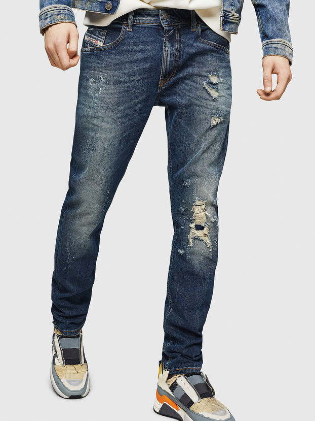 Thommer 083AC, Dark Blue - Jeans