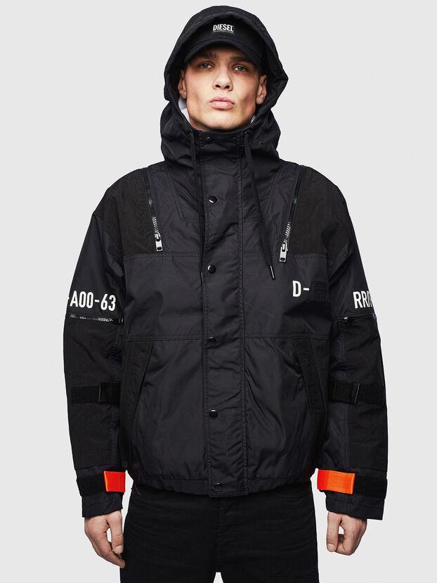 J-REED, Black - Jackets