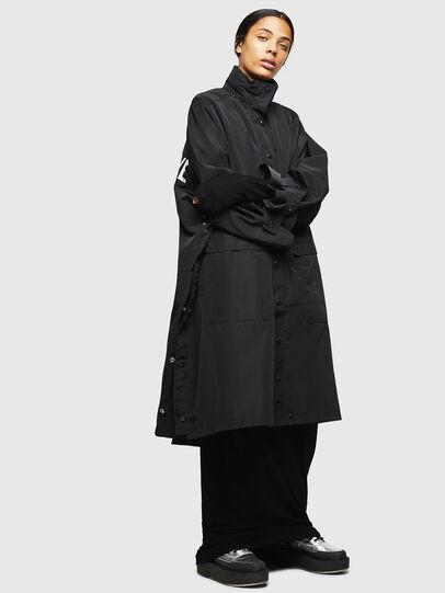 Diesel - G-TAKY, Black - Jackets - Image 6