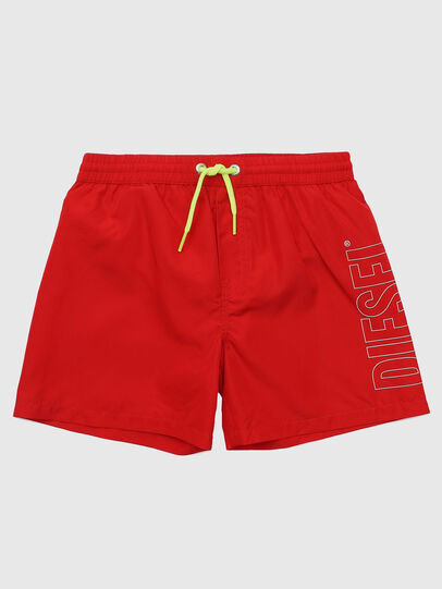 Diesel - MBXSANDY, Red - Beachwear - Image 1
