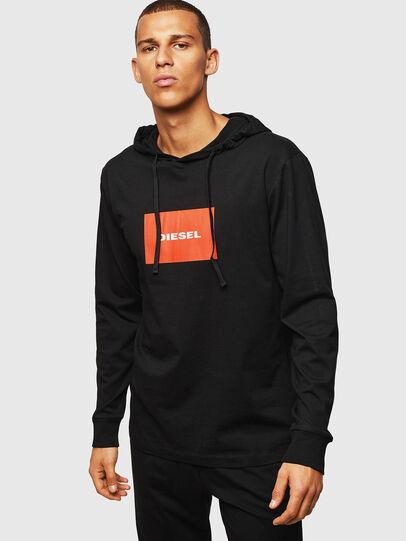 Diesel - UMLT-JIMMY, Black - T-Shirts - Image 1