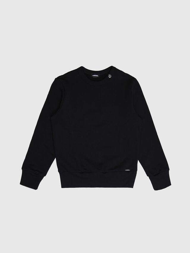 Diesel - SITRO, Black - Sweaters - Image 1