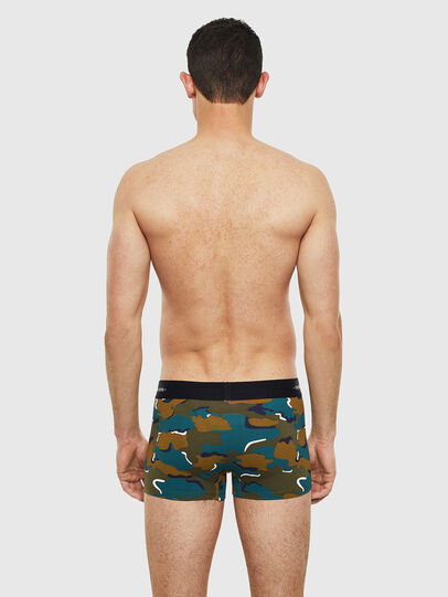Diesel - UMBX-DAMIENTHREEPACK, Black/Green - Trunks - Image 3