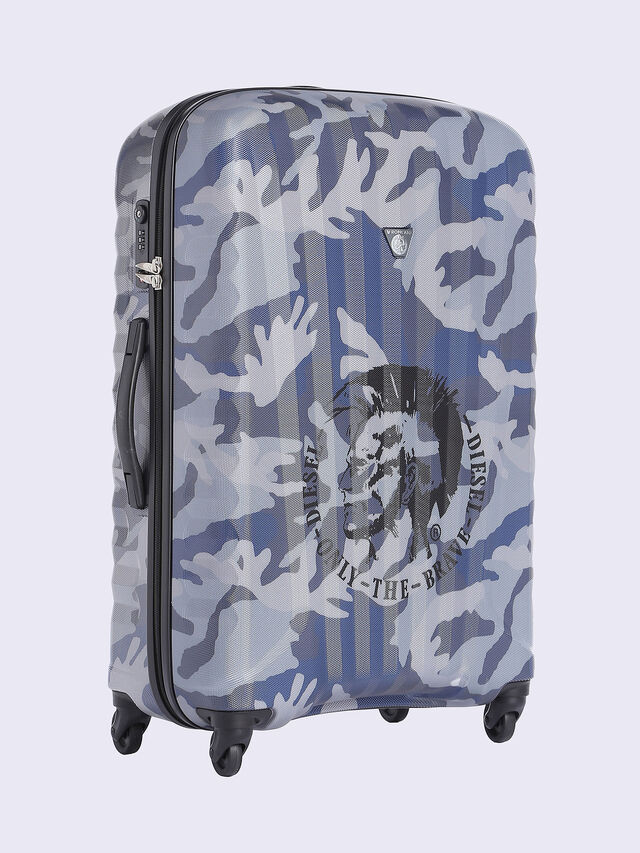 Diesel - MOVE M, Grey/Blue - Luggage - Image 4