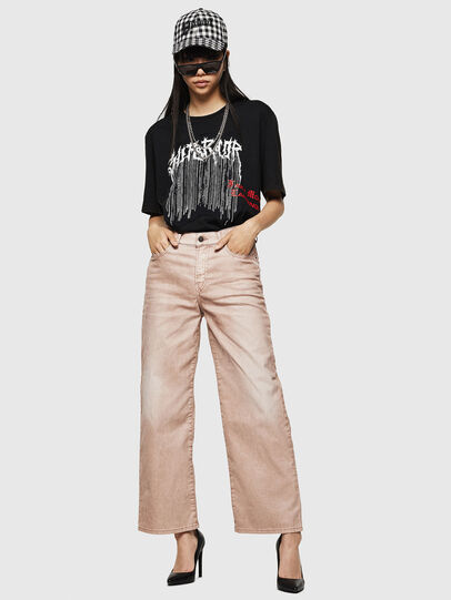 Diesel - Widee 0091T, Pink - Jeans - Image 6