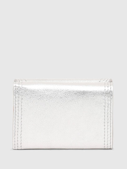 Diesel - LORETTINA, Silver - Small Wallets - Image 2