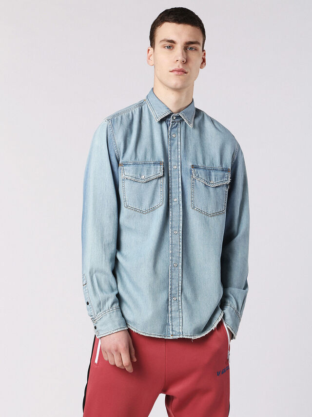 D-ROOKE, Light Blue