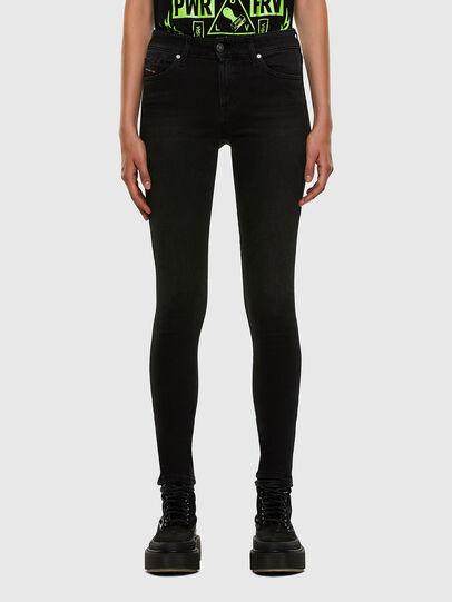 Diesel - Slandy 069JW, Black/Dark grey - Jeans - Image 1