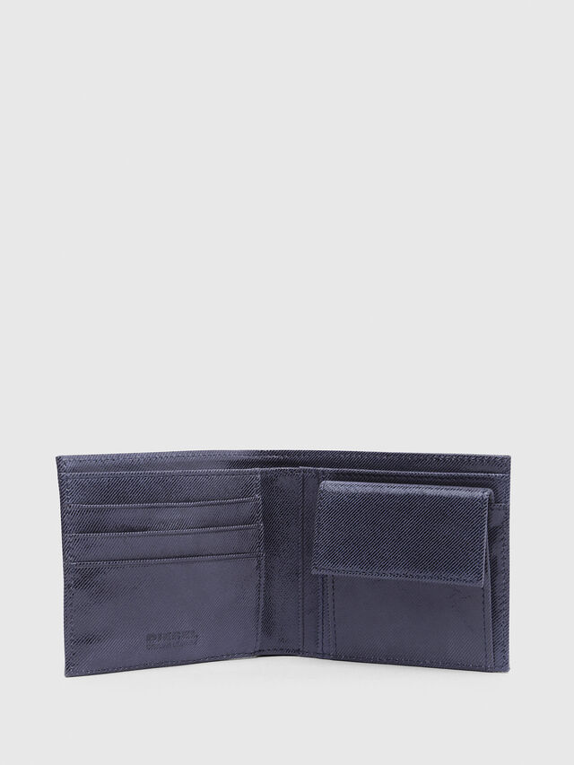 Diesel - HIRESH S, Indigo - Small Wallets - Image 4