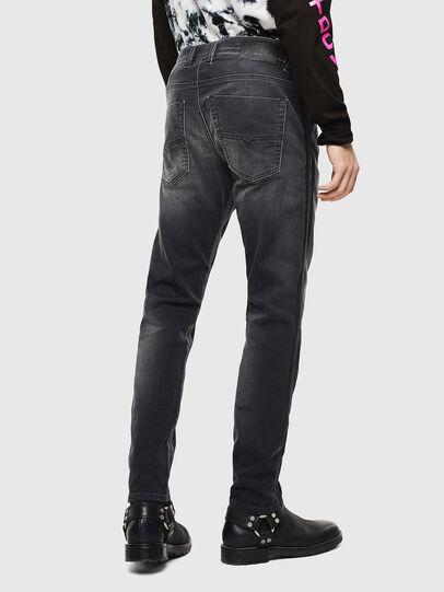 Diesel - Krooley JoggJeans 0094Q, Black/Dark grey - Jeans - Image 2