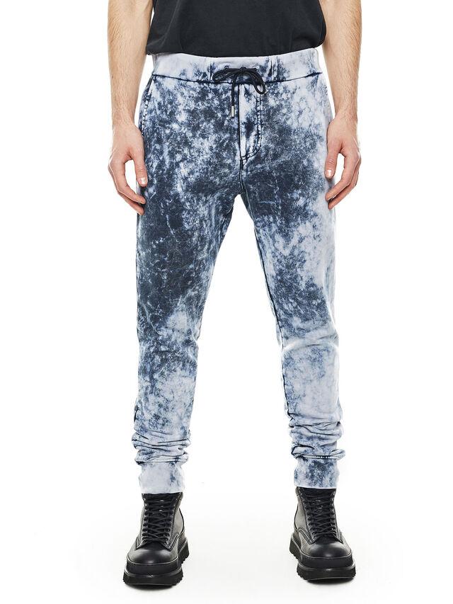 Diesel - PARAX, Blue/White - Pants - Image 1