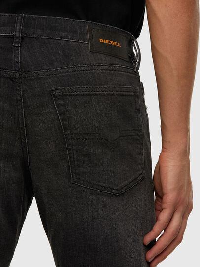 Diesel - D-Mihtry 009EN, Black/Dark grey - Jeans - Image 4