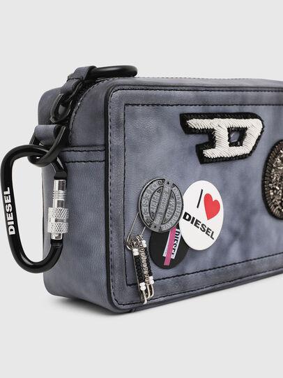 Diesel - ROSA', Blue - Crossbody Bags - Image 5
