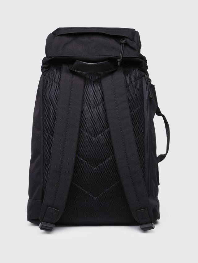 Diesel - F-URBHANITY BACK II, Opaque Black - Backpacks - Image 2