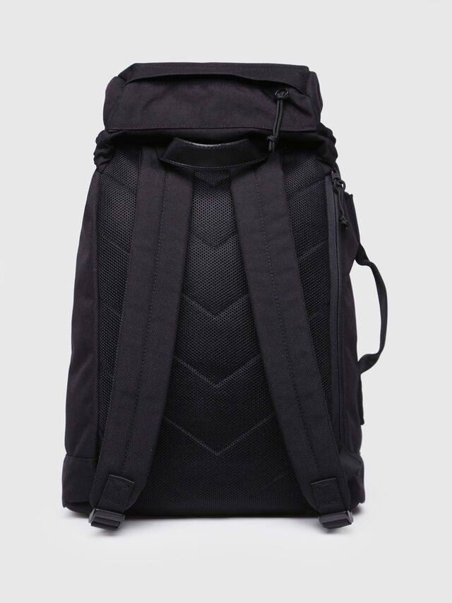 Diesel - F-URBHANITY BACK II, Opaque Black - Backpacks - Image 2