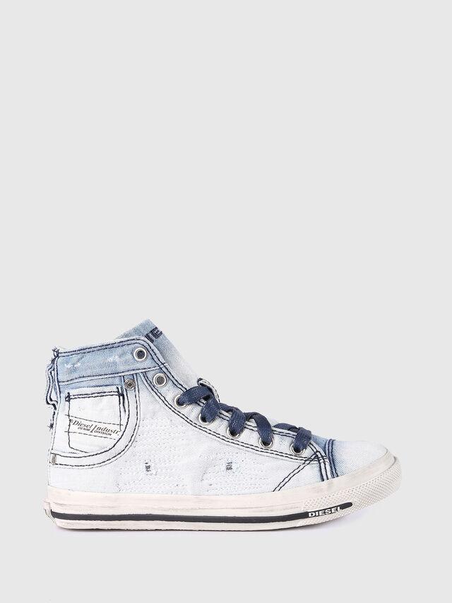 Diesel - SN MID 20 EXPOSURE Y, Light Blue - Footwear - Image 1